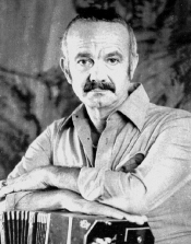 Composer Astor Piazzolla