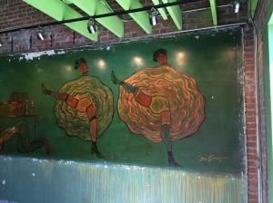 Portion of larger DeGrazia mural (image: K Becker)
