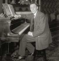 Sergei Rachmaninoff (image from Bain News Service-Library of Congress)
